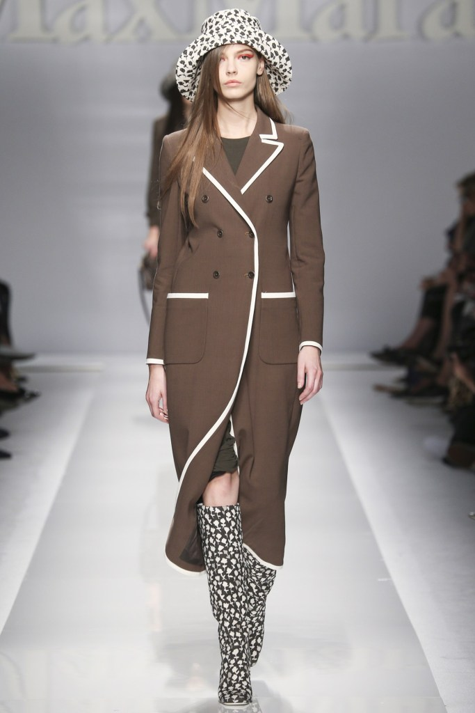 MaxMara Milan Fashion Week Sept 2015