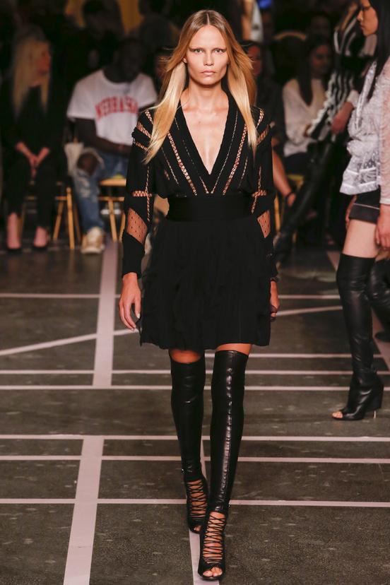 Riccardo Tiscis Givenchy SS15