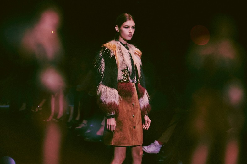 Gucci at Milan Fashion Week SS15