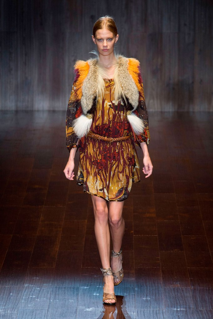 Gucci Milan Fashion Week Spring Summer 2015