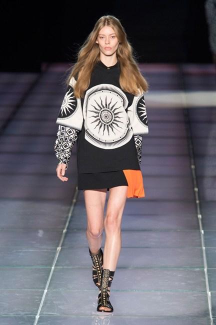 Fausto Puglisi Spring Summer 2015 at Milan Fashion Week