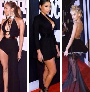 Jenifer Lopez, Nicki Minaj, Rita Ora at Fashion Rocks 2014