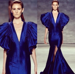 Mercedes Benz Fashion Week Micheal Costello Spring/Summer collection