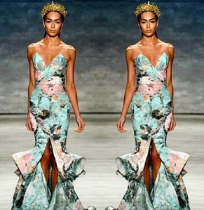 Micheal Costello SS15 NYFW