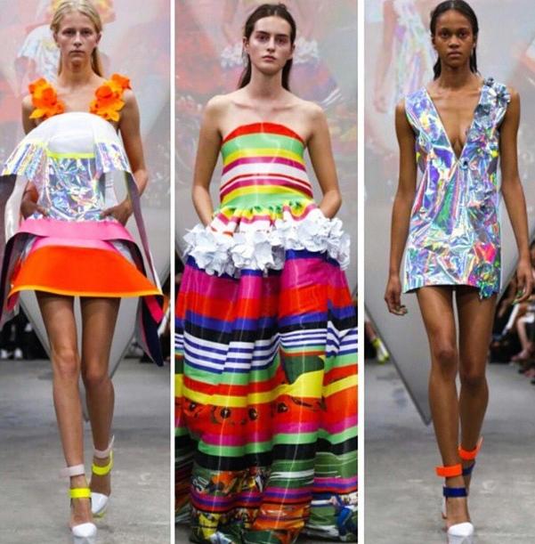 Fyodor Golan London Fashion week Spring/Summer15