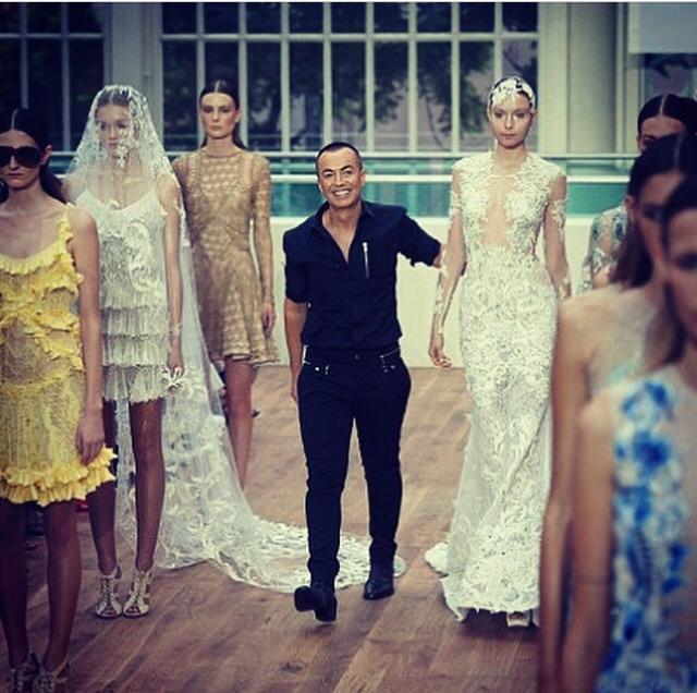 Julien Macdonald Spring/Summer15 London Fashion Week
