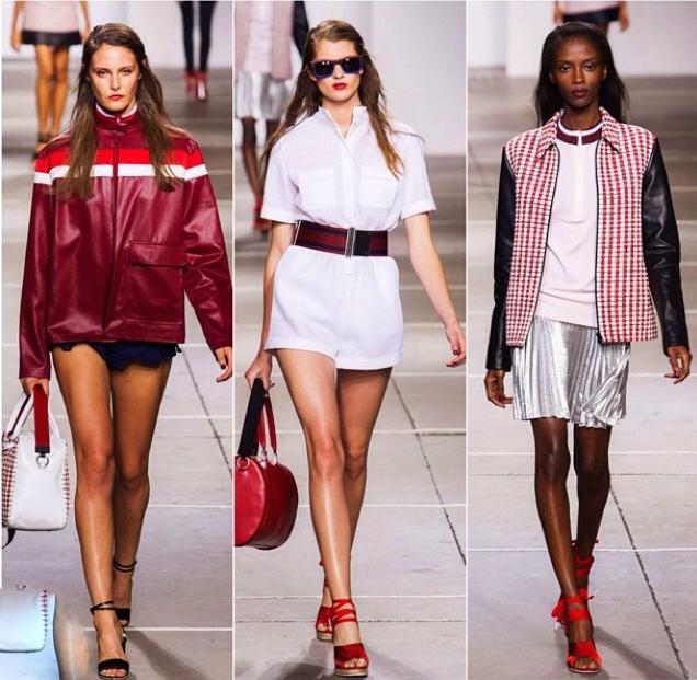 Top Shop Unique SS15 London Fashion Week