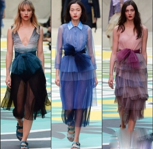 Burberry Prorsum SS15 London Fashion Week