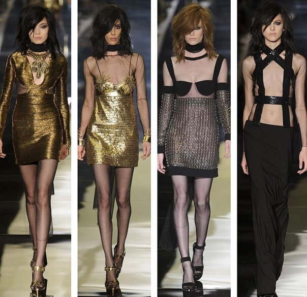 Tom Ford at London Fashion Week Spring Summer 2015