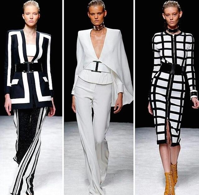 Balmain Paris Fashion Week Spring/Summer 2015 collection