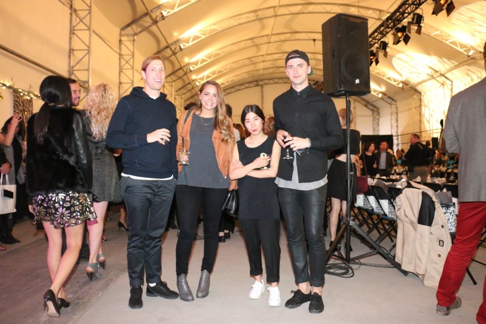PARKLUXE Autumn and Winter Show In Calgary East Village. Saturday Oct. 4, 2014.(Photo by Tina Amini/SAIT Polytechnic)