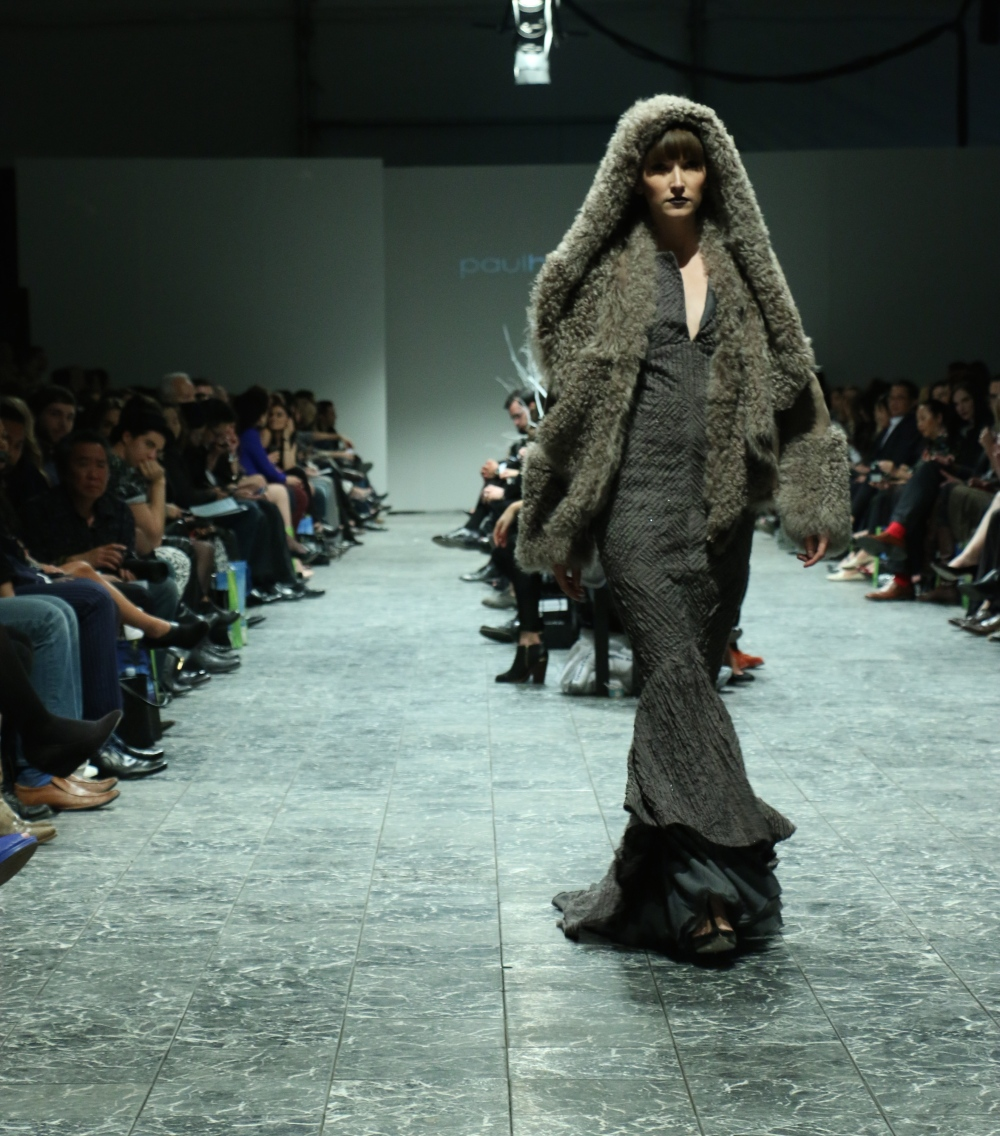 Paul Hardy PARKLUXE Autumn and Winter Show In Calgary East Village. Saturday Oct. 4, 2014.(Photo by Tina Amini)