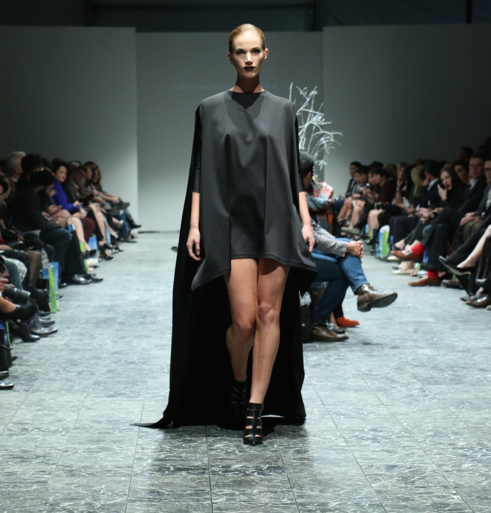 Matthew Gallagher at PARKLUXE Autumn and Winter Show In Calgary East Village. Saturday Oct. 4, 2014.(Photo by Tina Amini)