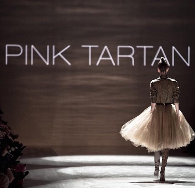 Pink Tartan Toronto WMCFW SS15