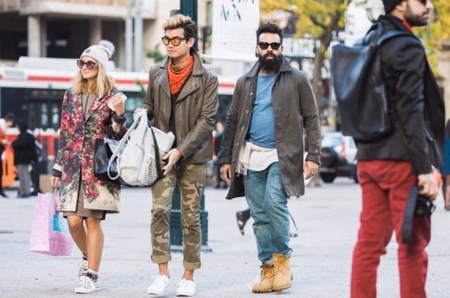 Street Style October 2014 WMCFW Toronto