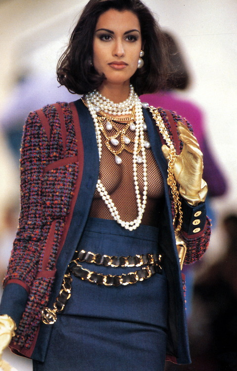 Chanel A/W 1991