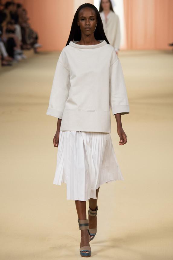 Hermès SS15 Paris Fashion Week