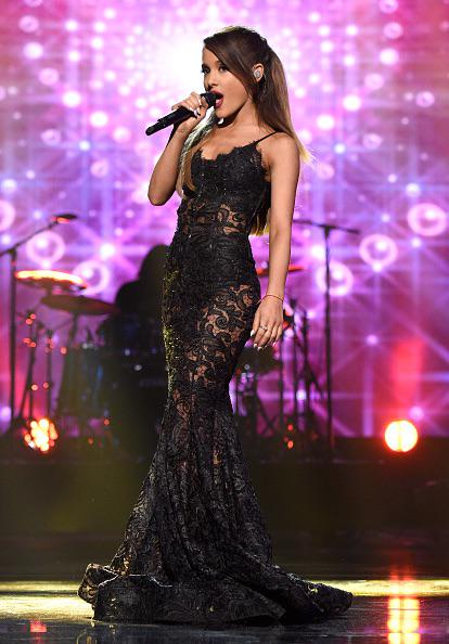 Ariana Grande at the 2014 AMA's