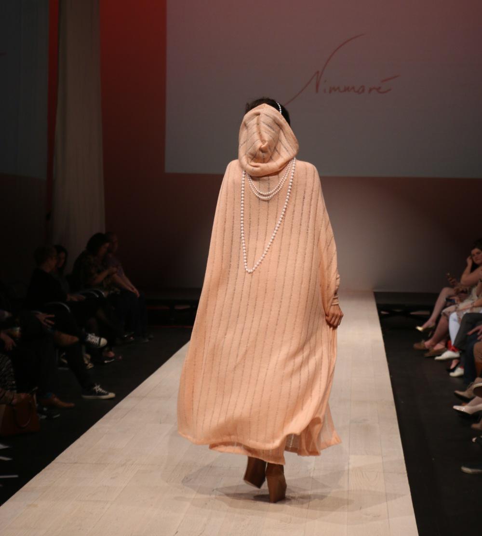 Western Canada Fashion Week in Edmonton on Tuesday, March 31, 2015. Nimmaré A/W 15 runway show. (Photo by Tina Amini)