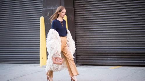 Street Style - Day 8 - New York Fashion Week: Women's Fall/Winter 2016